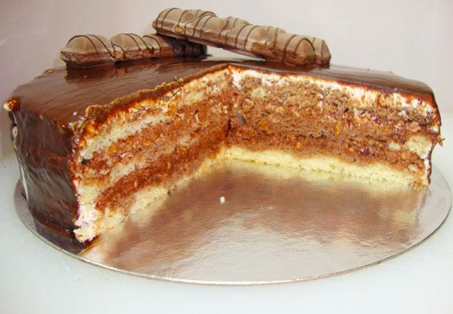 kinder cake ricetta veloce e gustosa dolce colazione dessert preparazione