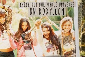 R O X Y – il nuovo web store
