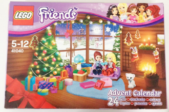 Lego Friends Natale