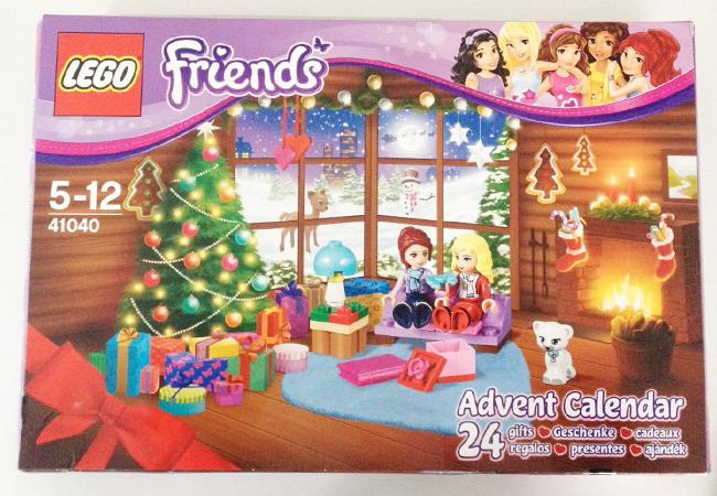 Lego Friends Natale