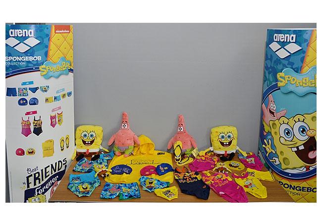Collection Arena SPongeBob