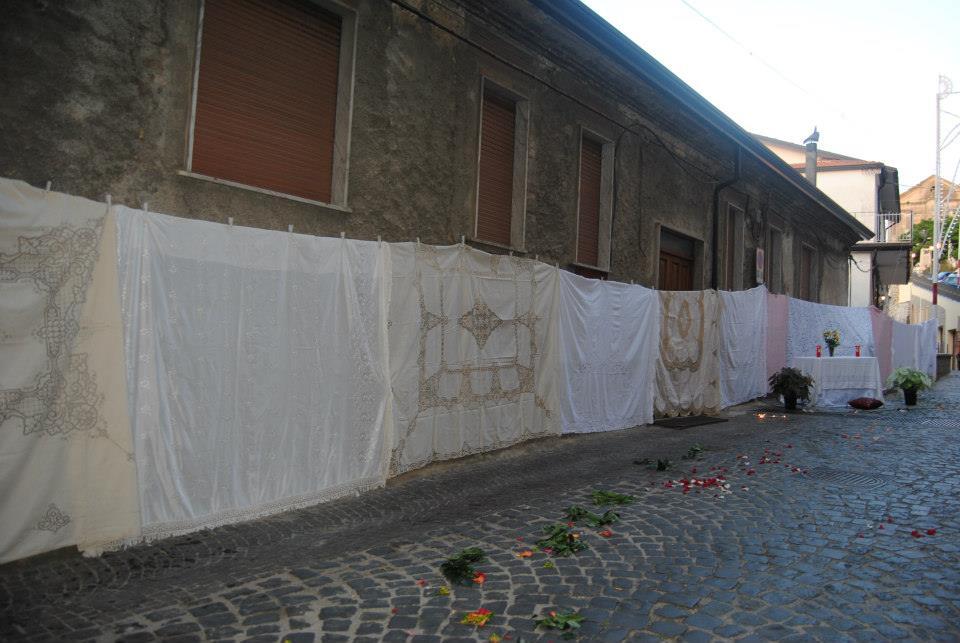 Processioni - Ph. di Don Domenico Sorrenti (Castel San Lorenzo) 09