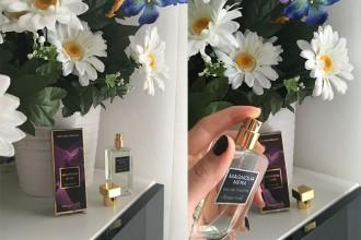 magnolia nera, blonde suite, profumo bottega verde