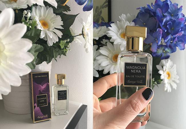 magnolia nera, magnolia nera profumo, blonde suite