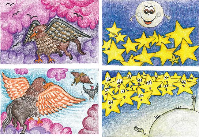 libri per bambini, blonde suite, letteratura per l'infanzia, libri scritti dai bambini