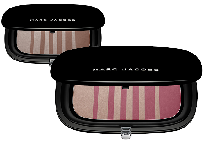 Make up tendenze inverno - autunno - tendenza - nude - blush - terra - air blush bicolore - marc jacobs - beauty - blonde suite