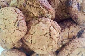 Cookies cioccolato e nocciole: la ricetta perfetta