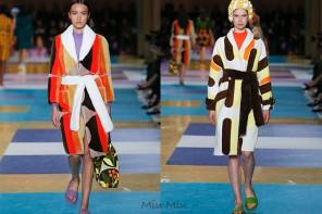 Cappotto accappatoio, la tendenza della primavera '17