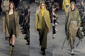 verde militare, blonde suite