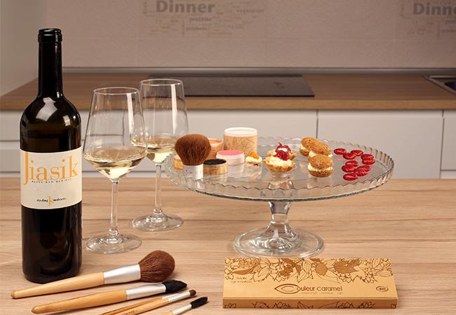 blonde suite - cooking paola - bella bio eco chic - gorizia - san valentino a casa - gorizia
