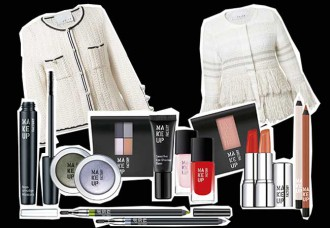 makeup primaverile - makeup factory - 2052 giacca - tendenze - trucco primavera - blondesuite