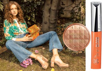 tendenze primavera - apepazza - outfit - make up - beauty - rimmel
