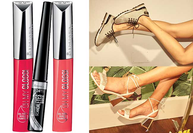 gloss rimmel - make up primavera -