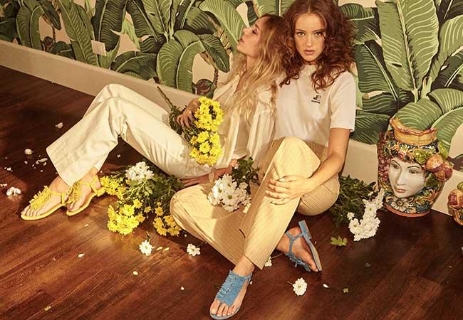scarpe comode primavera - estate - apepazza - stile - blonde suite