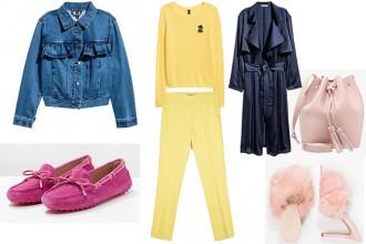 outfit giallo, abbinare il giallo, blonde suite