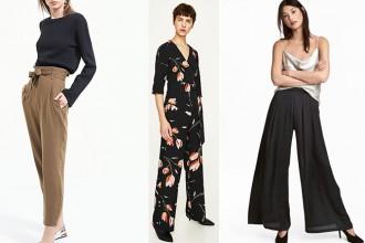 pantalone palazzo tendenze primavera outfit low cost