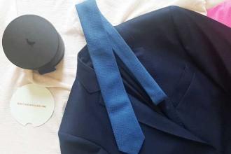 outifit uomo - cravatte casual - moda uomo - have a good tie - blonde suite