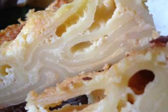 ricette tipiche pasquali - tennerata - ricetta - pasqua - dolce - cilento - fatto in casa - blonde suite
