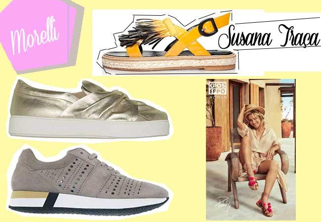 scarpe estive - ss17 - lella baldi - gioseppo - pittarosso - sandali - morelli - blonde suite
