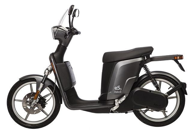 askoll es3 scooter elettrico