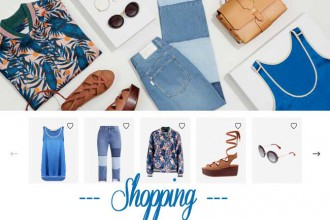 shopping on line - store - negozi - blonde suite