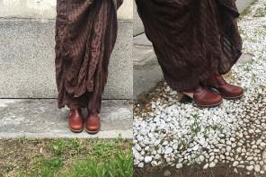 Le scarpe da indossare in primavera durante un temporale