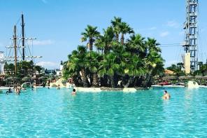 Aqualandia Jesolo, i caraibi finalmente in città