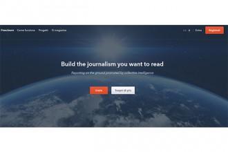 freejourn giornalisti reporter freelance piattaforma crowfunding aziende lettori partner