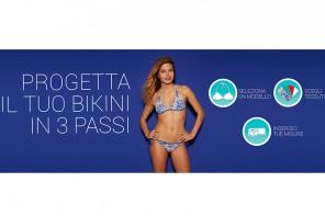 Surania, il bikini su misura lo fai su internet