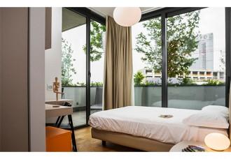halldis appartamenti affiti brevi periodi bosco verticale milano porta nuova