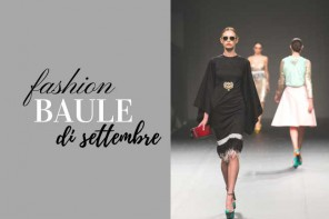 come vestirsi a settembre - fashion baule di settembre - autunno 2017 - tendenze moda