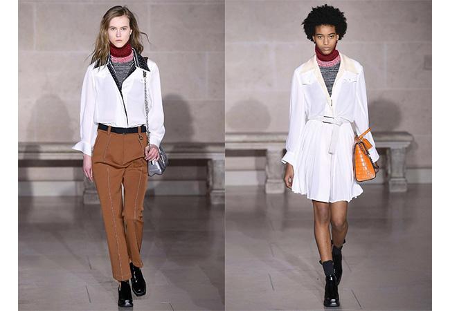 camicia e dolcevita, come indossare camicia inverno, dolcevita moda