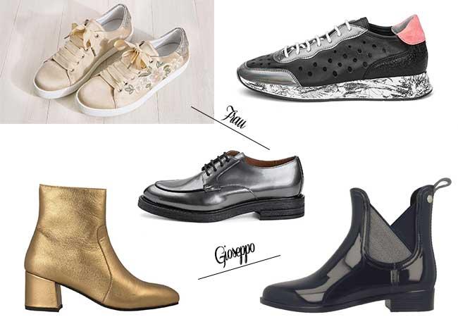 scarpe autunno - stringate - modelli sneakers - stivaletti pioggia - modelli autunnali - gioseppo - come vestirsi a settembre - frau