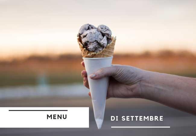 menu di settembre ricette food blogger