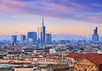 aperitivi in terrazza a Milano terrazze milano porta nuova - blonde suite