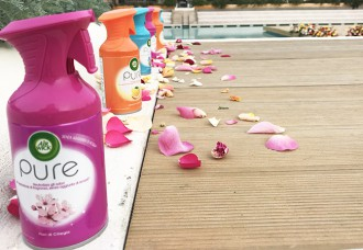 air wick pure nuove fragranze profumatore di interni