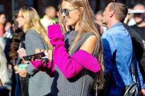 Le maniche: accessorio moda per l'inverno 2017
