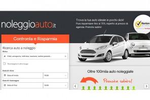 Noleggiare un'auto cercando il prezzo più basso
