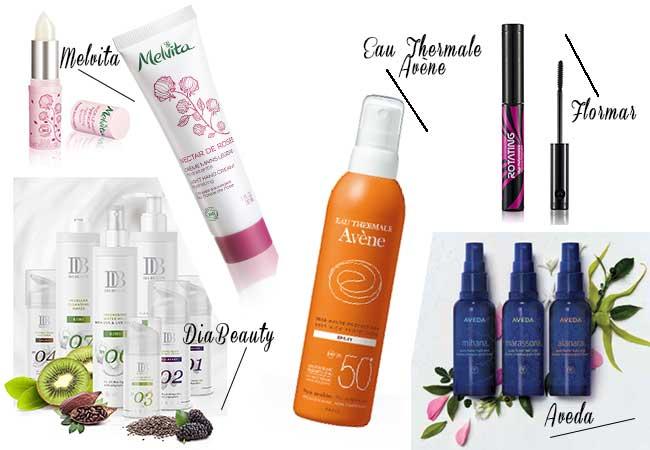 prodotti inverno - crema mani - crema labbra screpolate - spray solare montagna - aveda capelli prodotti naturali - blonde suite
