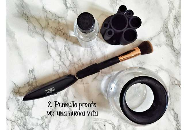 StylPro Brush Cleaner and Dryer come lavare e asciugare i pennelli - stylpro - review - opinioni
