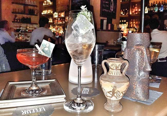 dove bere a praga - fleur - cocktail più buoni
