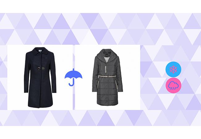 maserati collezione donna cappotti piumini giacche inverno