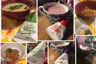 challenge So Shape sfida pasti alternativi diario di una settimana di dieta