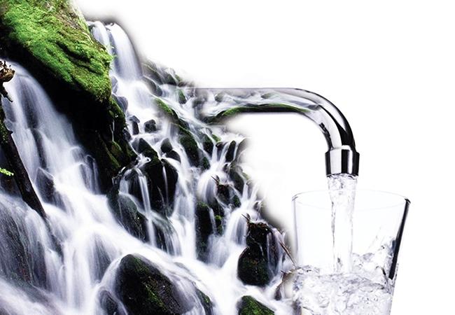 Iwm depuratori acqua depurata a casa senza sforzi - Acqua depurata in casa ...