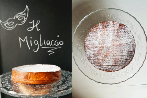 MIgliaccio: la ricetta tradizionale del dolce di Carnevale