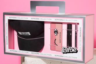 make up barbie collezione sephora kit trucchi collezione online punti vendita milano roma napoli