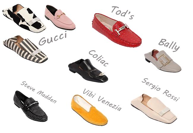mocassini lusso scarpe per la primavera modelli collezioni