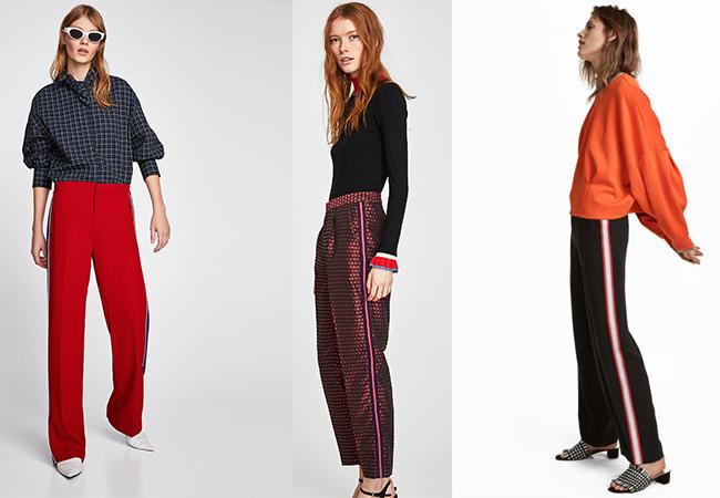 pantaloni fascetta