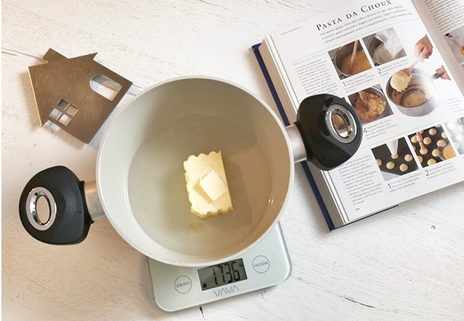 zeppole di san giuseppe ricetta festa del papà procedimento preparazione burro
