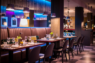 clash milano ristorante nyx hotel street food champagne menu gourmet aperitivo